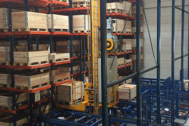 Automated Storage & Retrieval System